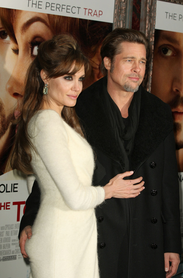Brad Pitt, Angelina Jolie, Tourist premiere