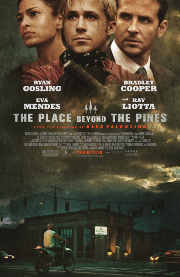 'The Place Beyond The Pines' poster