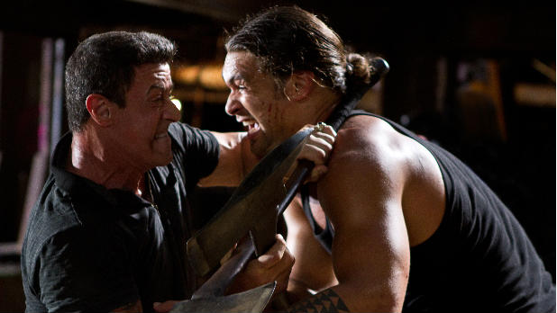 Sylvester Stallone stars in Walter Hill's new action thriller 'Bullet to the Head'.