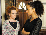 8063: Kirsty confronts Fiz saying she should be in prison like Tyrone
