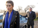 6472: Debbie Dingle [CHARLEY WEBB] is shocked and angry when Sarah gets flowers delivered by courier from Pete [THOMAS ALDERSLEY]. She leaves him a harsh message telling him to meet her. She heads to sort things with Pete once and for all. In the Woolpack, Cain's riled to hear about the flowers and that Debbie has gone to meet Pete. Meanwhile, on a secluded country road, Pete instructs Debbie to get in the car with him but she walks off wanting him to play things her way. Will Debbie manage to sort things out with Pete?
