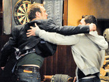 6473: Declan and Andy get into a fight in the Woolpack
