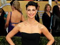 Morena Baccarin and husband Austin Chick will welcome their first child later this year.