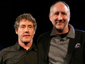 Roger Daltrey reveals that Pete Townshend is working on new material.
