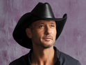 "Tim McGraw says that he had ""no moral high ground"" to stand on with his drinking."