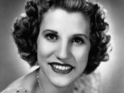 Singer sold over 100 million singles in Andrews Sisters group in the 1940s.