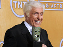 Dick Van Dyke says he loves having a job which means he doesn't have to grow up.