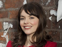 Kate Ford previews the reveal of Rob and Tina's kiss on Coronation Street.