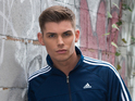 Kieron Richardson reveals that he has been busy researching Ste's new storyline.