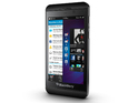 BlackBerry claims many UK retailers have sold out of the BlackBerry 10 handset.