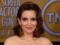 "Fey describes her win at last night's SAG Awards as a ""lovely surprise""."