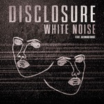 Disclosure, AlunaGeorge 'White Noise artwork