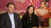 John C Reilly and Sarah Silverman discuss the wonders of 'GoldenEye' and Jack Black's video game prowess.