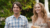 Judd Apatow directs Paul Rudd and Lesline Mann in this semi-sequel to 'Knocked Up'.