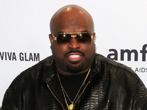 Celebrities attend the amfAR gala held at Cipriani Wall Street Featuring: Cee Lo Green Where: New York City , New York , United States