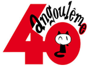 Angouleme 40th logo