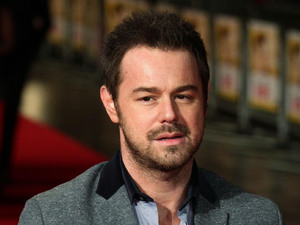 Danny Dyer, 'Run For Your Wife' film premiere, London, Britain