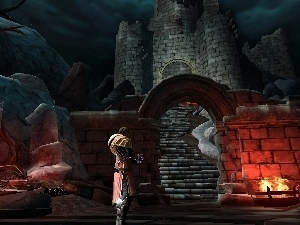 'Castlevania: Lords of Shadow - Mirror of Fate' screenshot