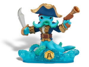 'Skylanders: Swap Force' Wash Buckler Toy