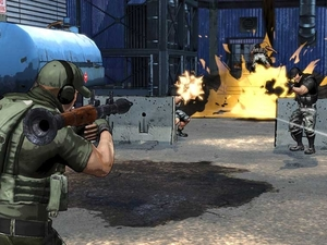 'Special Forces: Team X' screenshot