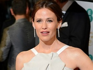 Jennifer Garner at the BAFTAs