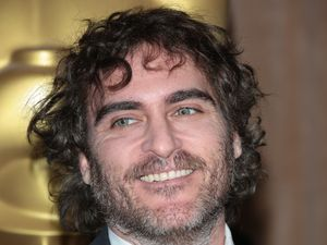 Joaquin Phoenix, 85th Academy Awards Nominees Luncheon, Los Angeles