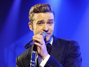 Justin Timberlake - DirecTV Super Saturday Night event, New Orleans, America - 02 Feb 2013