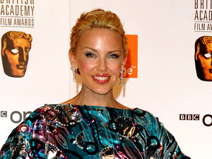 Kylie Minogue, BAFTAs, 2007