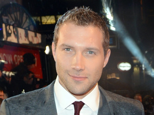 A Good Day To Die Hard UK premiere: Jai Courtney, John Moore and Sebastian Koch