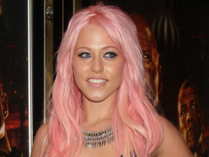 A Good Day To Die Hard UK premiere: Amelia Lily