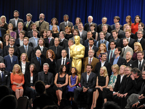 Oscar nominees - 85th Academy Awards nominees luncheon