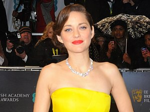 BAFTA 2013: Marion Cotillard 