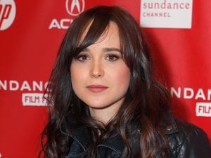 Ellen Page at the 2013 Sundance Film Festival