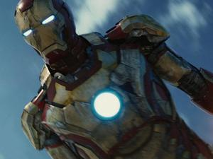 Tony Stark in 'Iron Man 3'