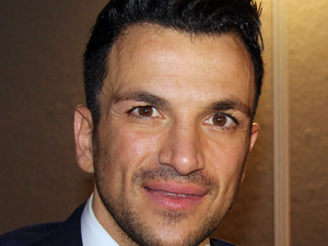 Peter Andre and his girlfriend have jetted off to Malta to attend the 2013 Malta Music Awards.