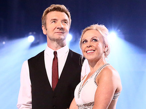 Dancing on Ice: Jayne Torvill and Christopher Dean