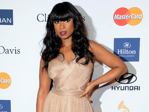 Jennifer Hudson Clive Davis and Recording Academy Pre-Grammy Gala, Los Angeles, America - 09 Feb 2013