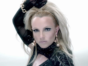 Britney Spears 'Scream and Shout' video still