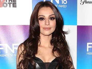 Cher Lloyd arrives at Paramount Studios' 16th Annual Friends 'N' Family Party.