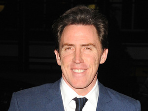Rob Brydon at the 2013 London Evening Standard British Film Awards at the London Film Museum, County Hall, South Bank, London.
