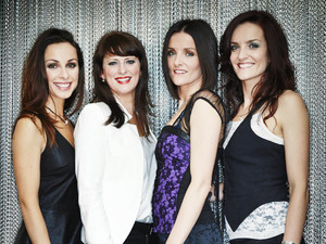 B*Witched promotional photo for The Big Reunion