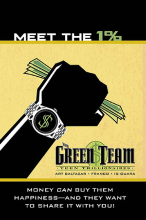 The Green Team/The Movement