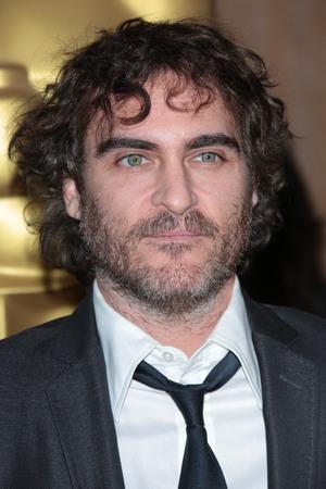 Joaquin Phoenix, Oscars luncheon