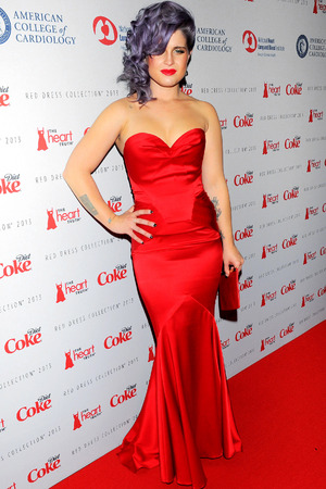 Kelly Osbourne, Heart Truth Red Dress Collection 2013 Fashion Show, New York