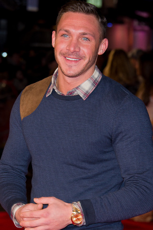 'Run For Your Wife' UK film premiere held at the Odeon Leicester Square - Arrivals Featuring: Kirk Norcross Where: London, United Kingdom When: 05 Feb 2013