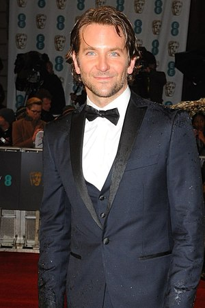 BAFTA 2013: Bradley Cooper