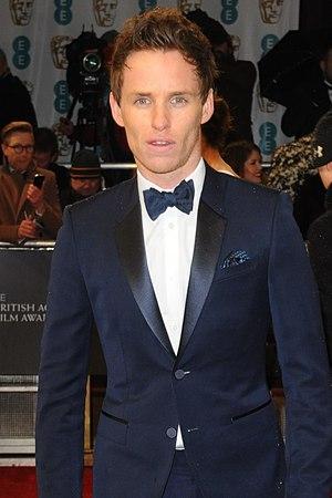 BAFTA 2013: Eddie Redmayne