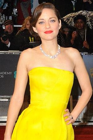 BAFTA 2013: Marion Cotillard