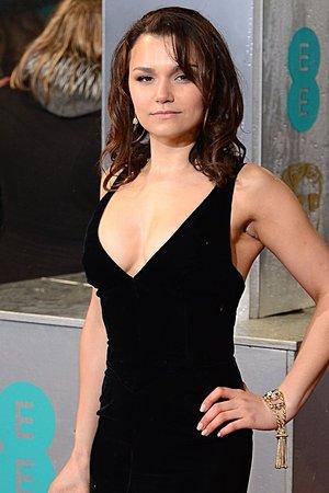 BAFTA 2013: Samantha Barks