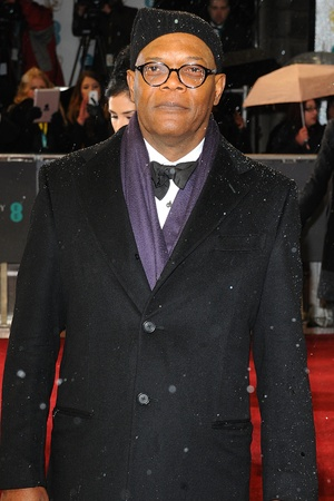 BAFTA 2013: Samuel L Jackson